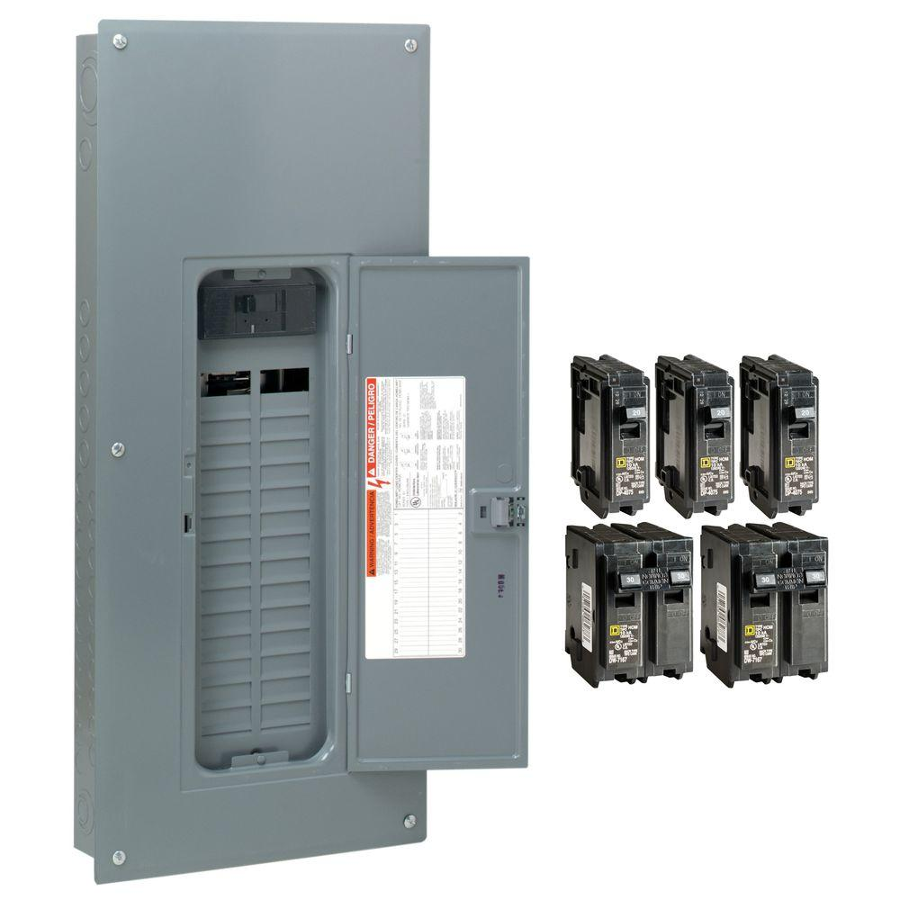 Electric Sub-Panel Installation